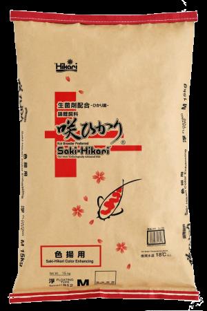 Saki-Hikari Color Enhancing Floating M 15kg