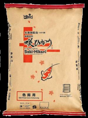 hikari saki color enhancing s, Saki-Hikari Growth Floating S 15kg