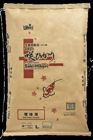 Saki-Hikari Growth Floating L 15kg