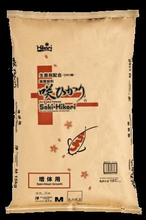 Saki-Hikari Growth Floating M 15kg