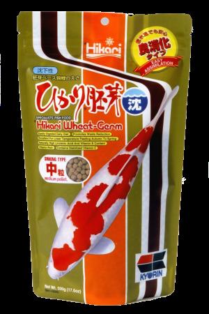 Hikari Wheat Germ Sinking Medium 500g